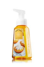 bath-body works lemon chiffon tart